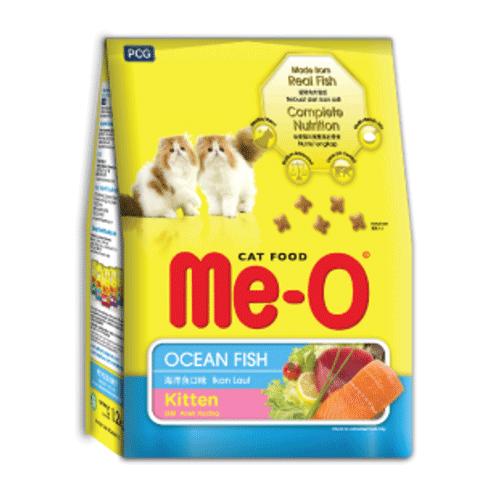 Me-O Ocean Fish Kitten Food 1.1 KG