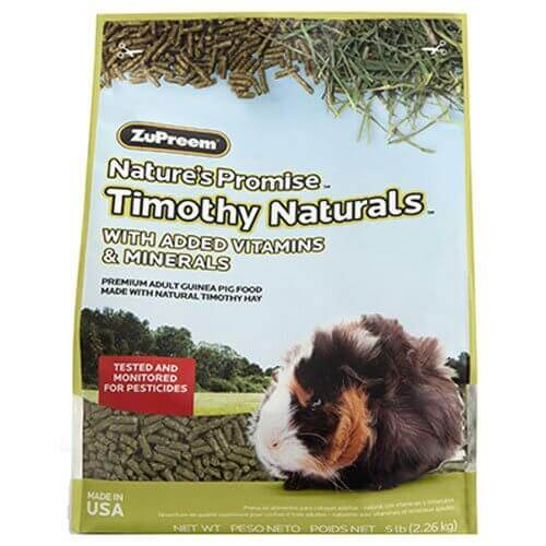 Natures Promise Guinea Pig Pellets Food for Pets 2.2 kg