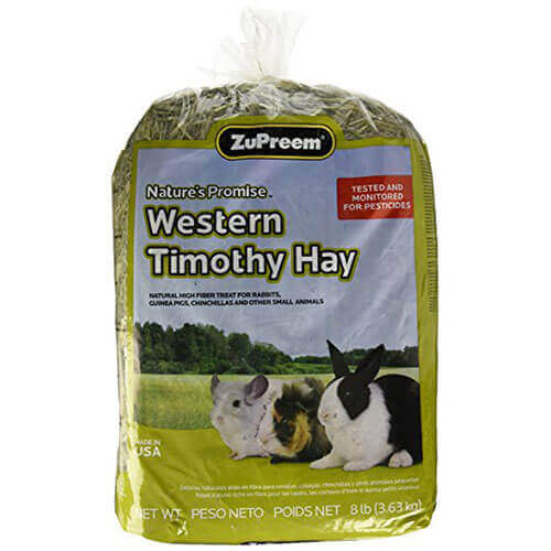 Natures Promise Timothy Hay 3.620 Kg