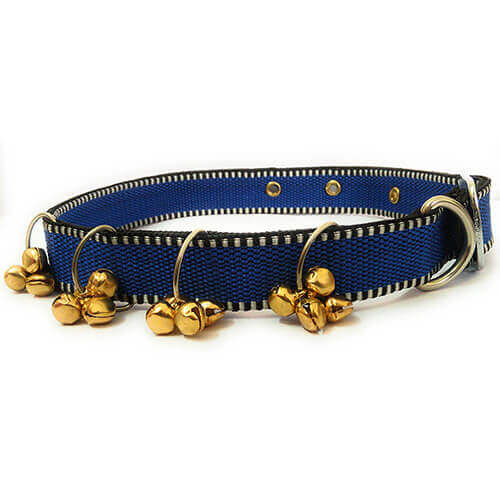 Nylon Cat Collar With Bells