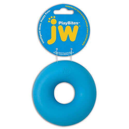 JW Pet Company Doggy Doughnut Toy Small Medium