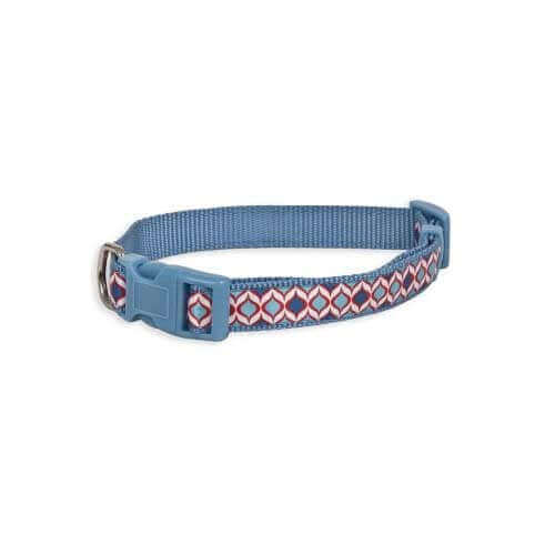 Aspen Pet Products Petmate Collar Adjustable Bandana 3/4X14-20