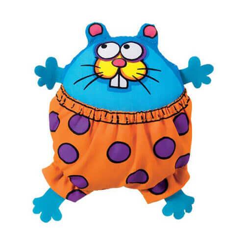 Fat Cat Zoom Stuffers Catnip Toys Mouse