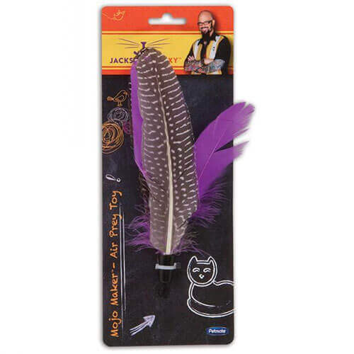 Jackson Galaxy Mojo Air Prey Toy (ASSORTED)
