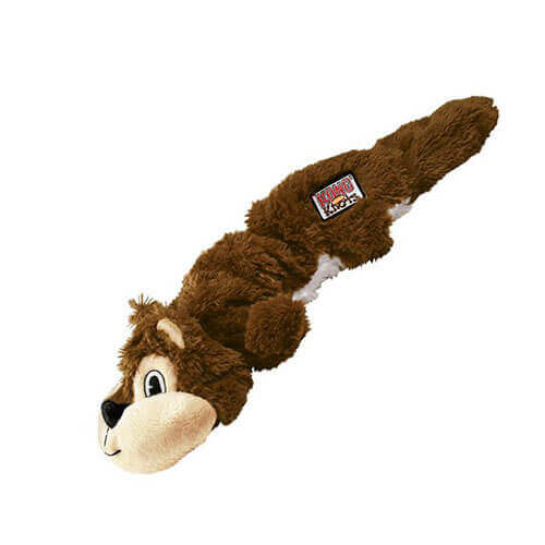 Kong Squirrel Dog Toys