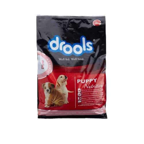 Drools Puppy Nutrition Starter 10 Kg