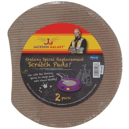 Jackson Galaxy Spiral Replacement Scratch Pads