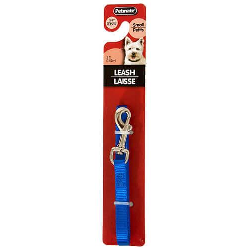 Petmate 3 8 X 5 Blue Lead LeashTM