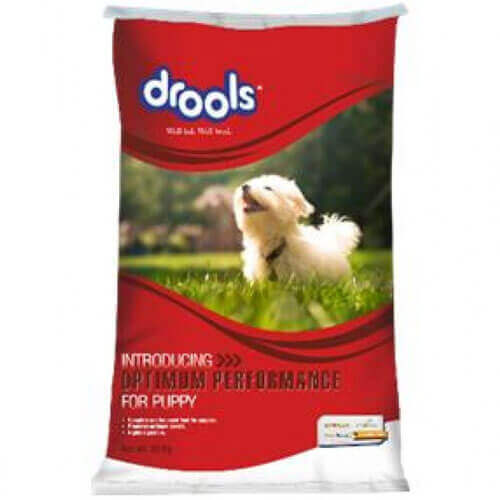 Drools Optimum Performance Puppy Dog Food- 20 KG