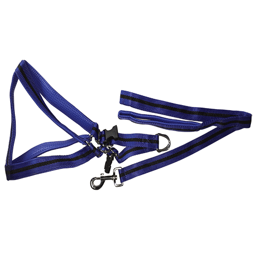 Dog Padding Harness with Leash grip Padding