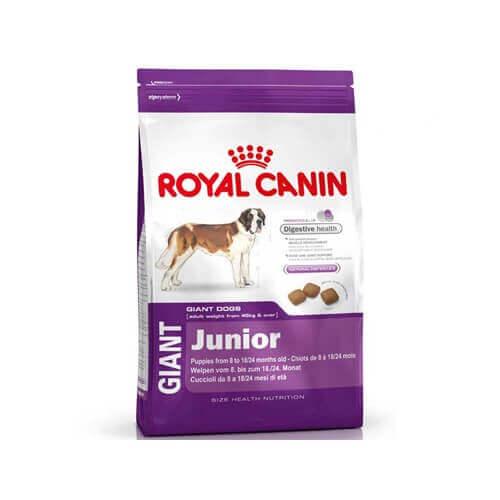Royal Canin Giant Junior 15 KG Dog Food