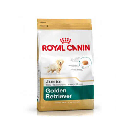 Royal Canin Golden Retriever Junior, 12 kg