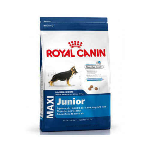 Royal Canin Maxi Junior 4 KG Dog Food