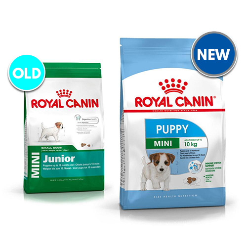 Royal Canin Mini Puppy Dog Food 4 Kg