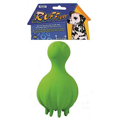 Ruffian Dog Toy Style Octopus