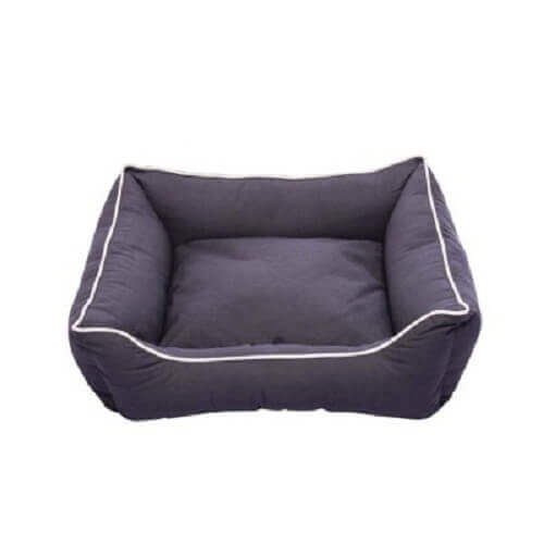 Smart Lounger Beds Pebble Grey