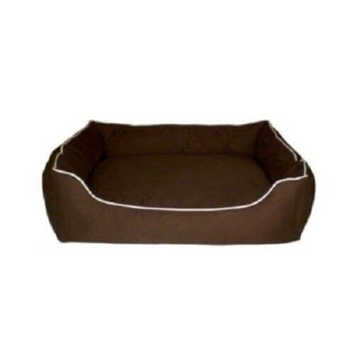 Smart Lounger Brown Bed