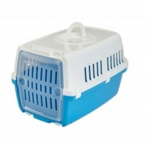Savic Trotter 1 Pet Carrier Atlantic Blue
