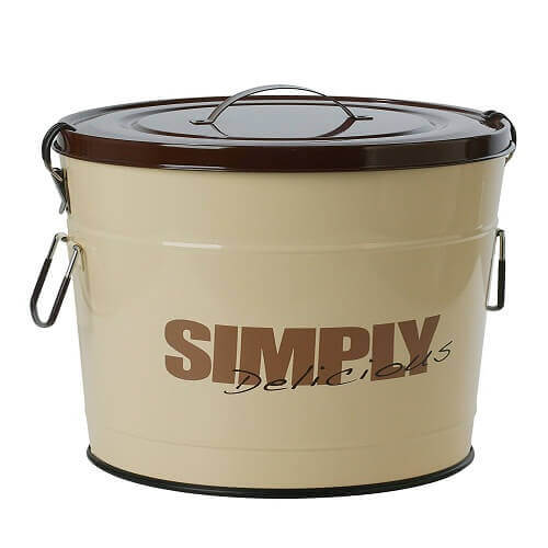 Simply Delicious Dog Food Container