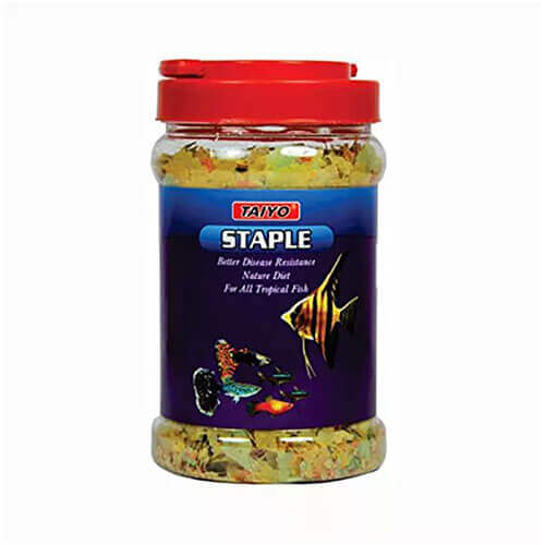 Staple Flakes Fish Food 100 g