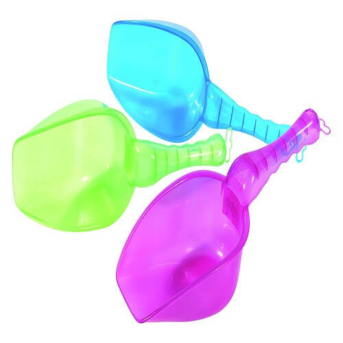 Translucent Food Scoop
