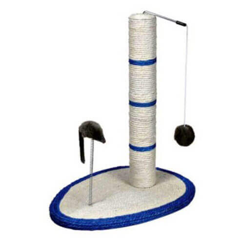 Trixie Cat Toy Scratch Me Scratching Post Floor
