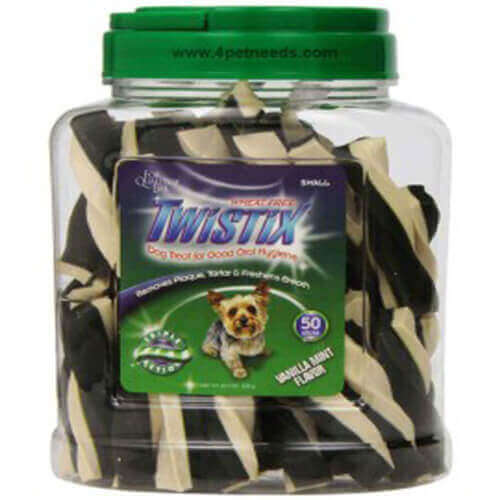 Twistix Canister Small 50 Sticks