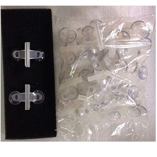 Aquarium Fish Tank Glass Divider Clips
