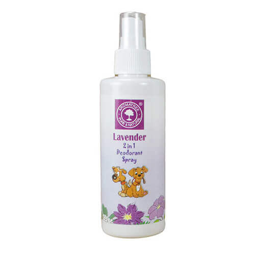 Aromatree 2 in 1 Deodorant Spray Lavender For Dog & Cat- 200 ml