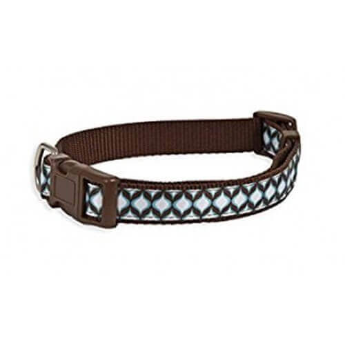 Aspen Pet Delicious Jeannie Collar 1 x 16 26 inch