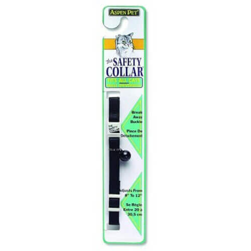 Aspen Pet Products Cat Breakaway Collar, 3/8
