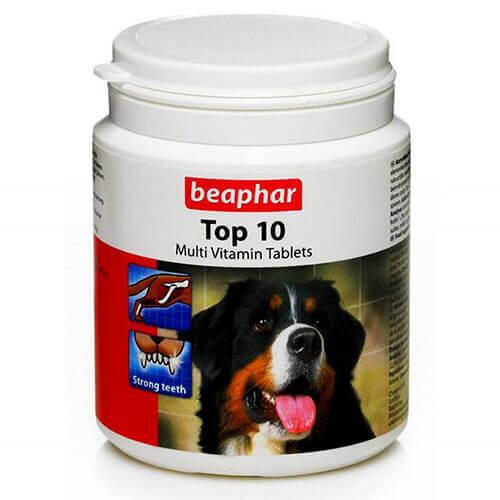 Beaphar Top 10 Multi Vitamin Tablets