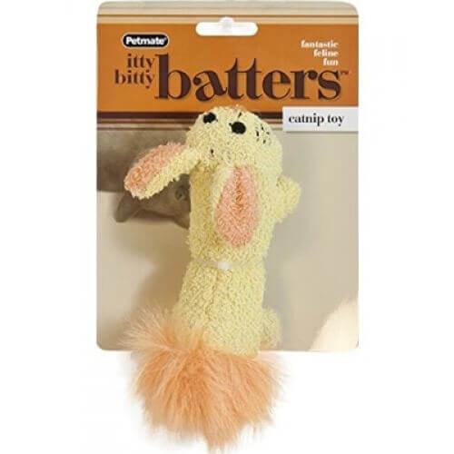 Booda Itty Bitty Batters Rabbit Toy, None
