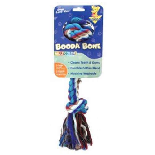 Booda Rope Bone Multi Color XL Size