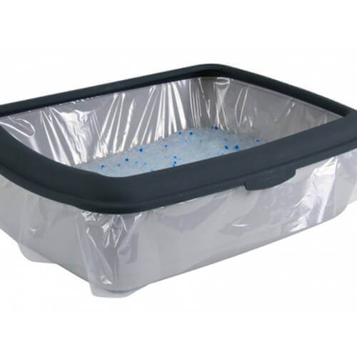 Large Elastic Litter Box Liners