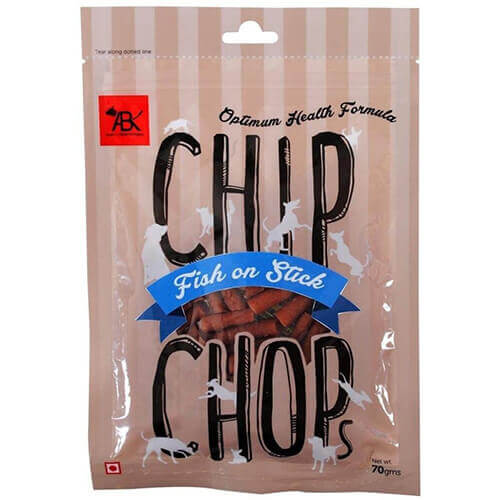 Chip Chops Fish on Stick - 70gm