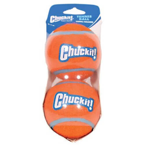 Chuckit Tennis Ball 2-pk Large
