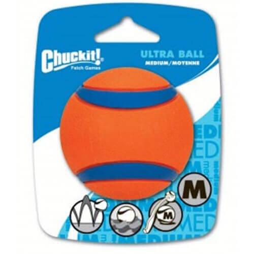 Chuckit! Ultra Ball 1 pack Medium Size