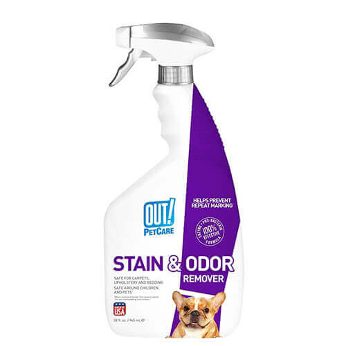 Dog Stain and Odor Remover 1000ml