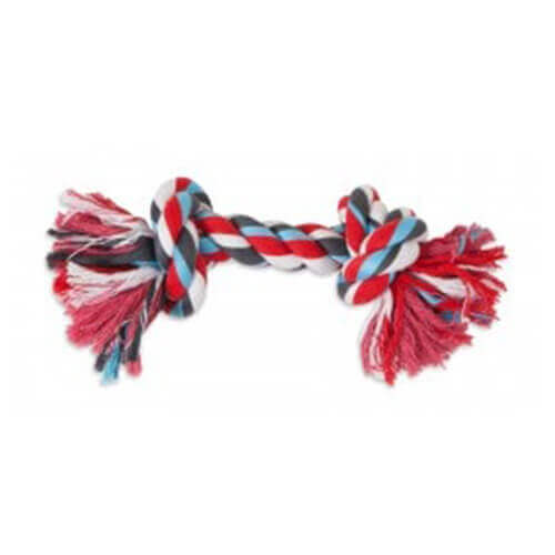 DOG Zilla 2Knot Medium Rope Bone