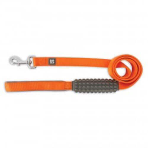 Dogzilla Nylon Leash_1inX5ft (Orange)