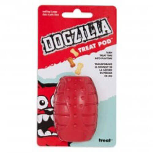 Dogzilla Treat Pod Small Pack