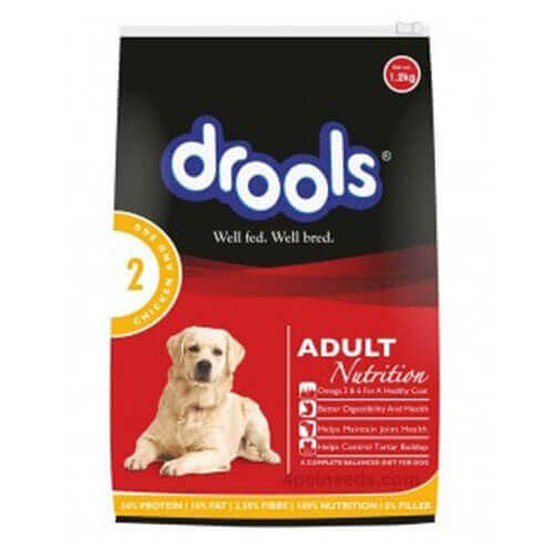 Drools Adult Chicken And Egg 3.5Kg
