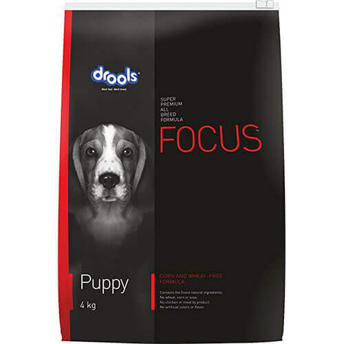 Drools Focus Puppy Super Premium 4 KG Dog Food
