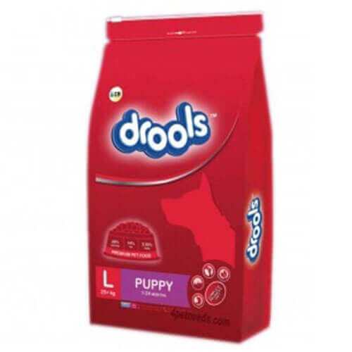 Drools Large Breed Puppy 3kg