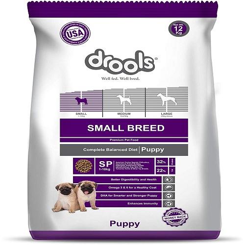 Drools Small Breed Puppy Dog Food 12 Kg