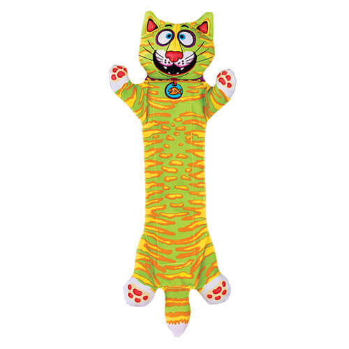 Fat Cat Classic Incredible Strapping Flip-Flop Yankers Dog