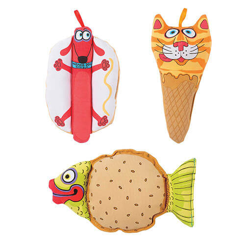 Fat Cat Classic Mini Snacklers  (Assorted)
