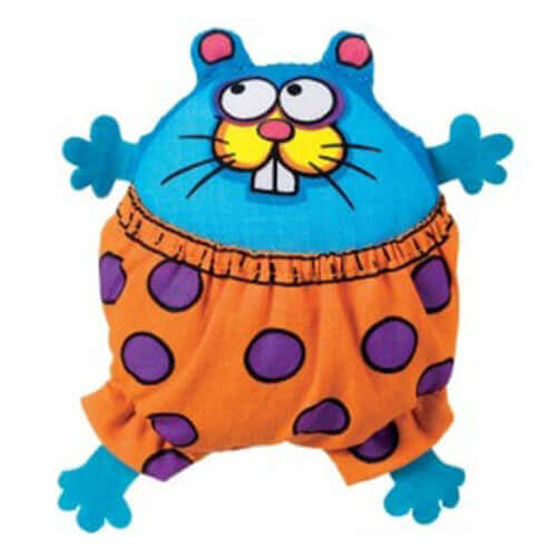 Fat Cat Zoom Stuffers Catnip Toys Mouse