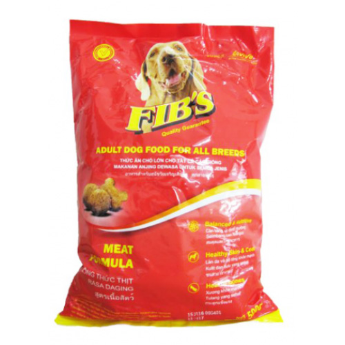 DOG FOOD FIBS MEAT FORMULA 20KG